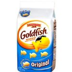 Pepperidge Farm Original (Saltine) Goldfish Crackers - 187g